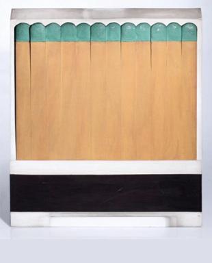 Raymond Hains - SEITA (1964)