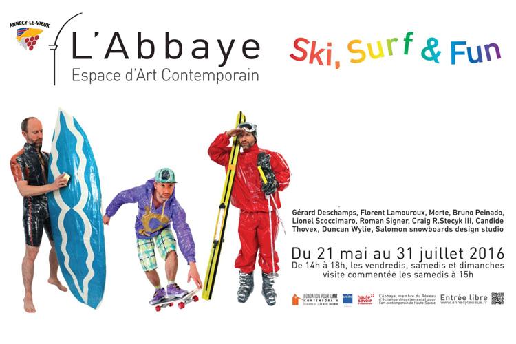 Gérard Deschamps - Ski, Surf & Sun Annecy-le-Vieux