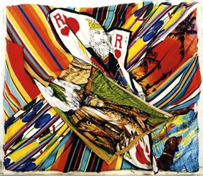 Roi de coeur Rebelote et Bayadère (1963)