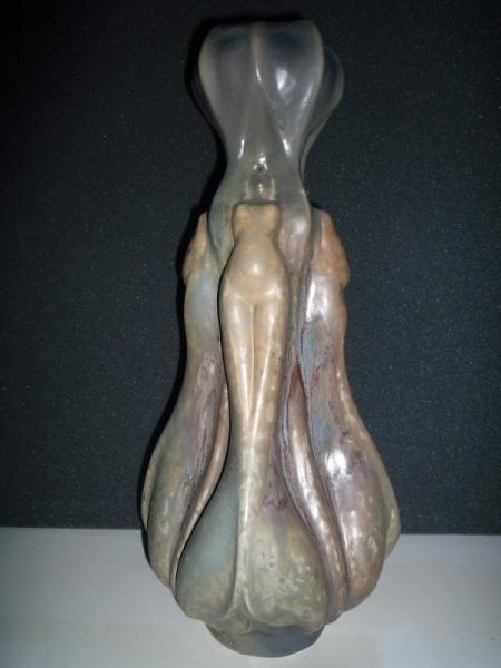 Vase femme éclose petit modèle