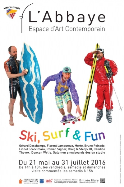 Ski, Surf & Fun - Annecy-le-Vieux