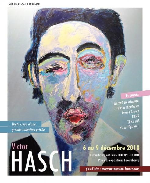 Luxembourg Art Fair 2018