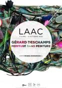 Gérard Deschamps - Peinture sans Peinture