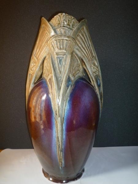 Pièce unique pour l'expo universelle de Nancy 1909